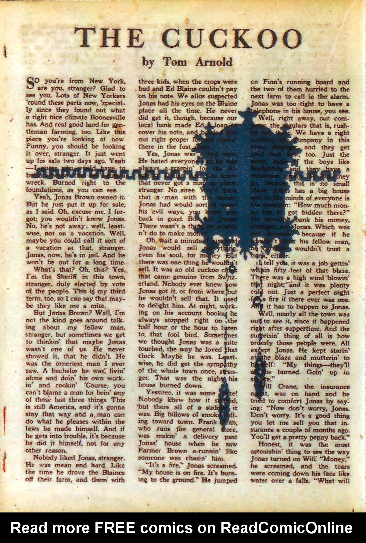 Read online Adventure Comics (1938) comic -  Issue #88 - 38