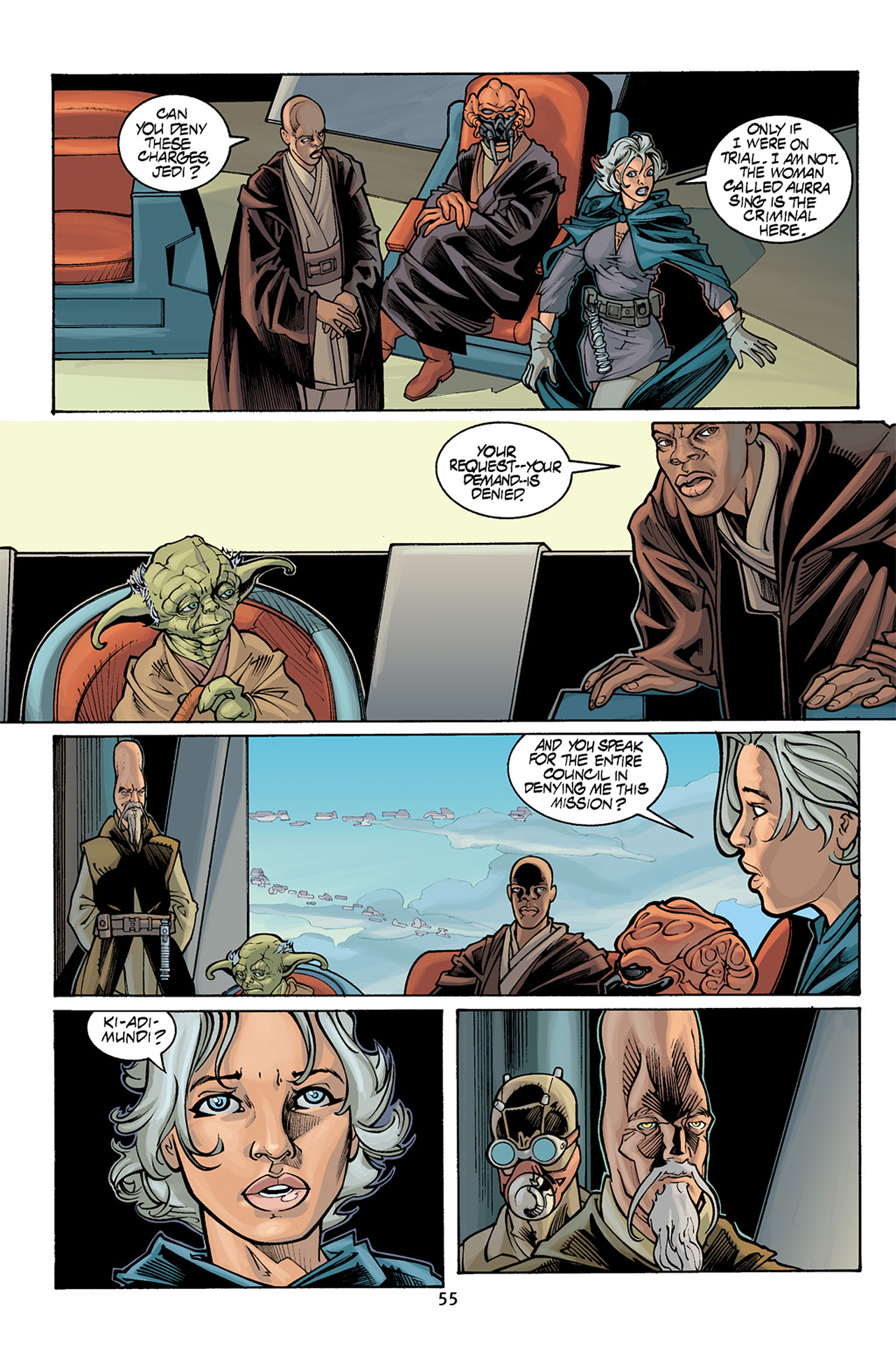 Read online Star Wars Omnibus comic -  Issue # Vol. 10 - 54