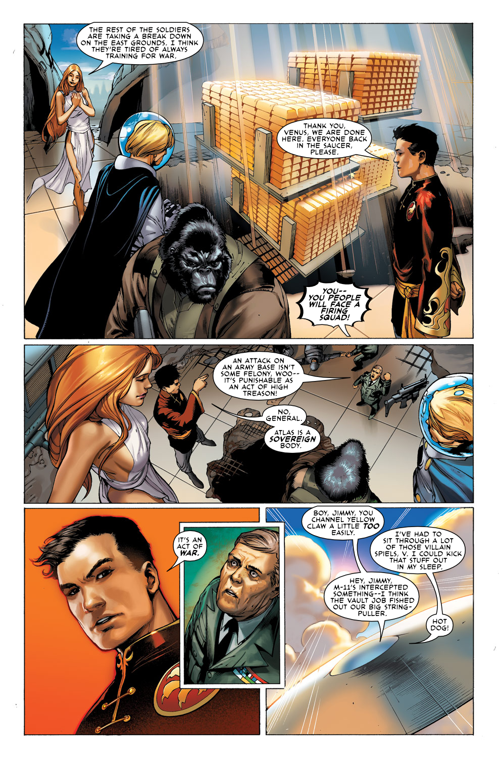 Read online Agents Of Atlas (2009) comic -  Issue #0 - 16