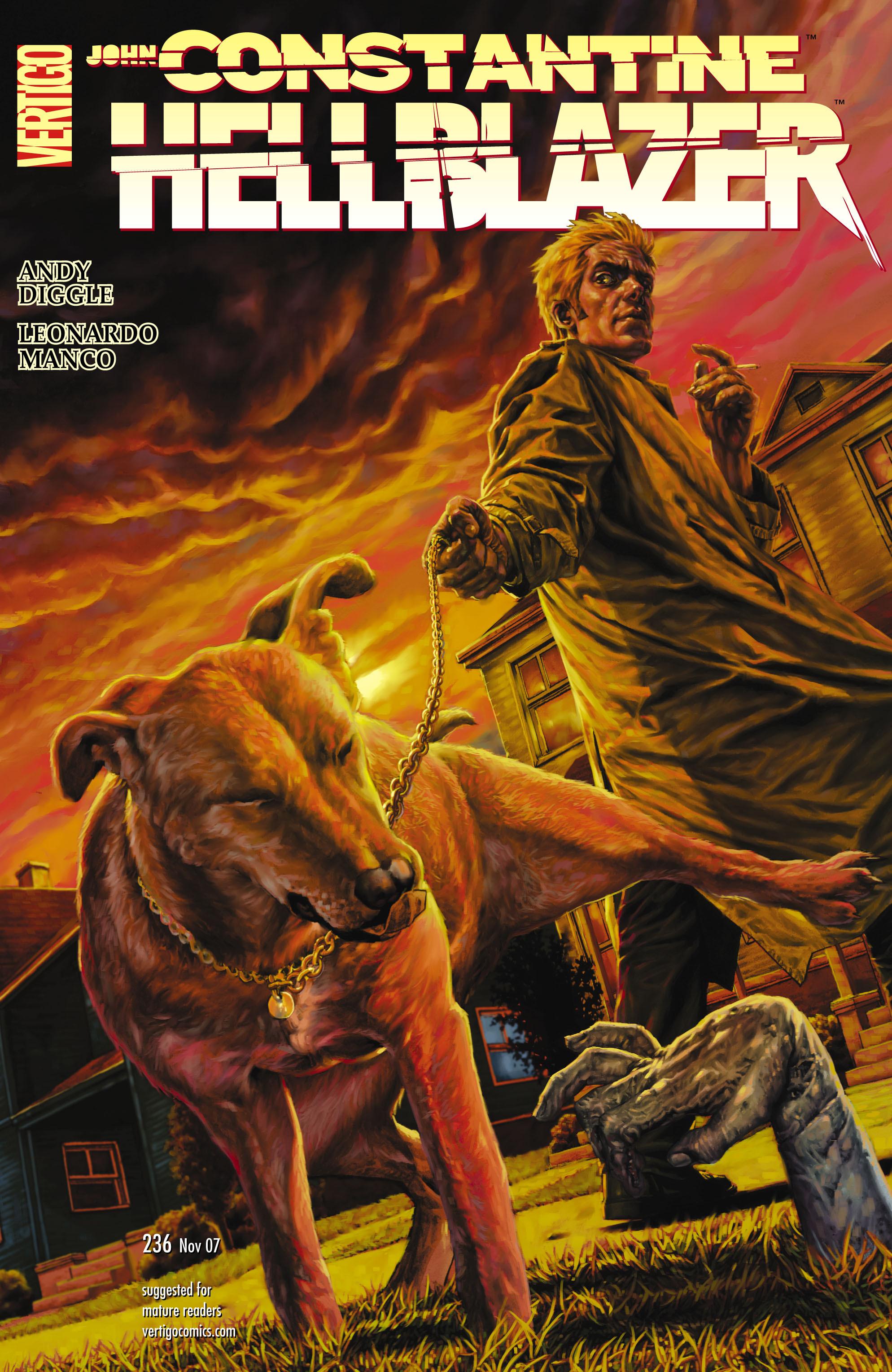 Hellblazer issue 236 - Page 1