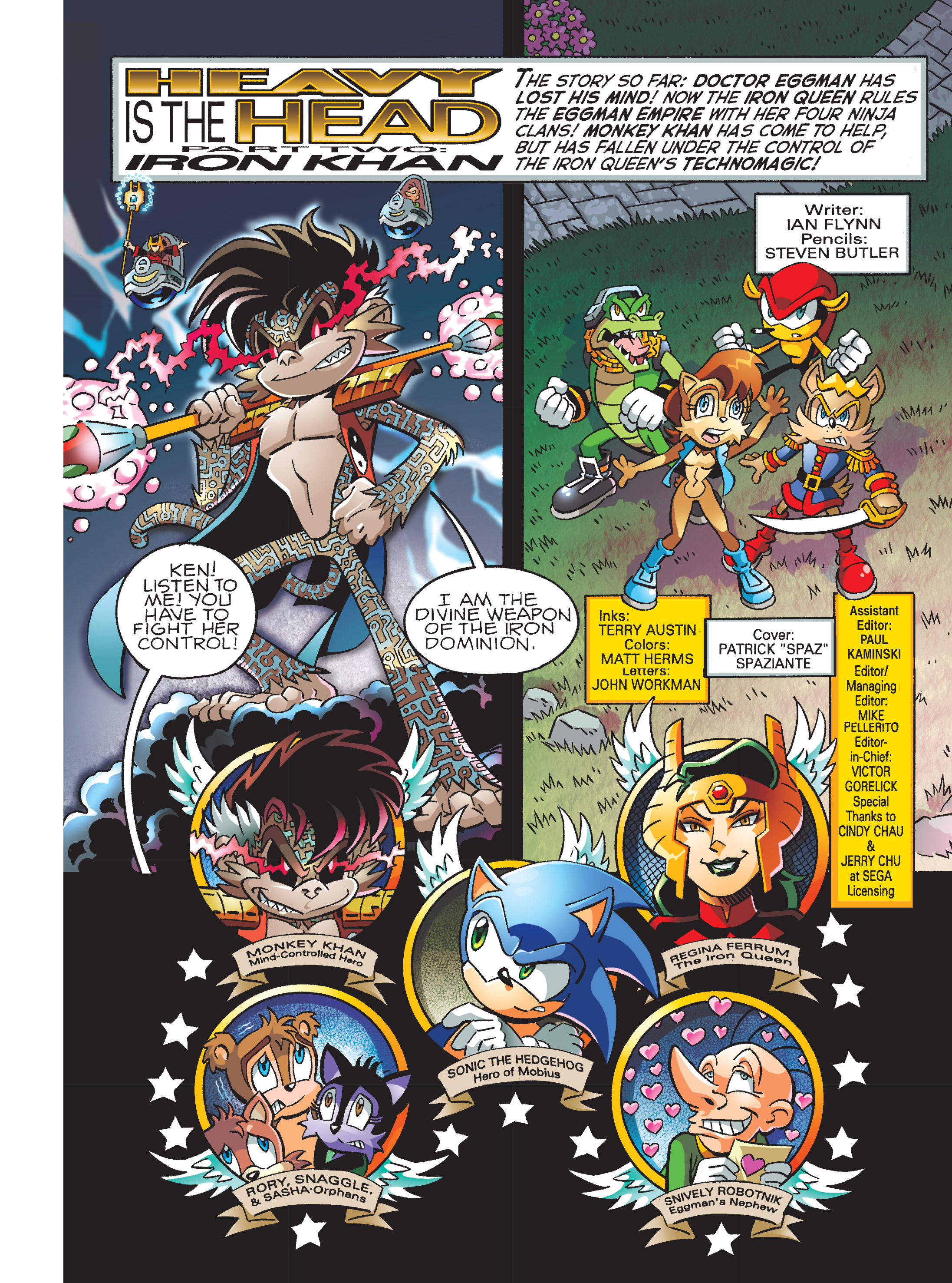 Read online Sonic Super Digest comic -  Issue #7 - 26