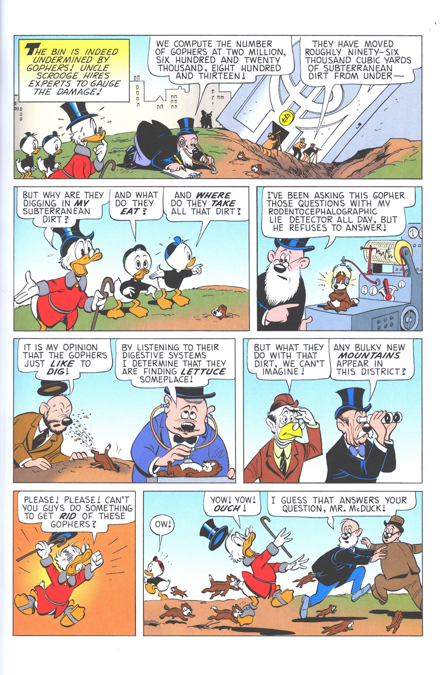 Read online Uncle Scrooge (1953) comic -  Issue #371 - 7