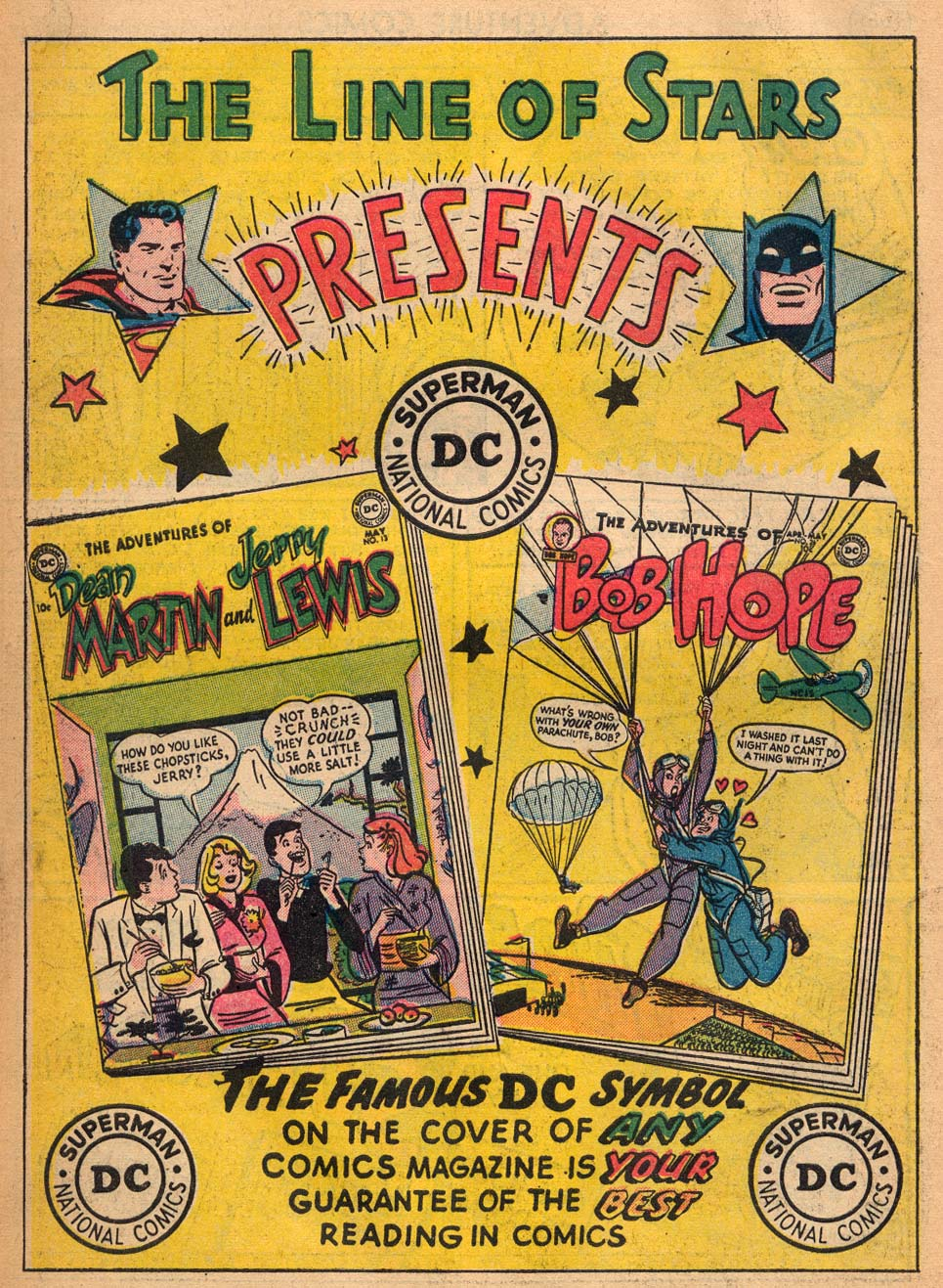 Read online Adventure Comics (1938) comic -  Issue #200 - 42