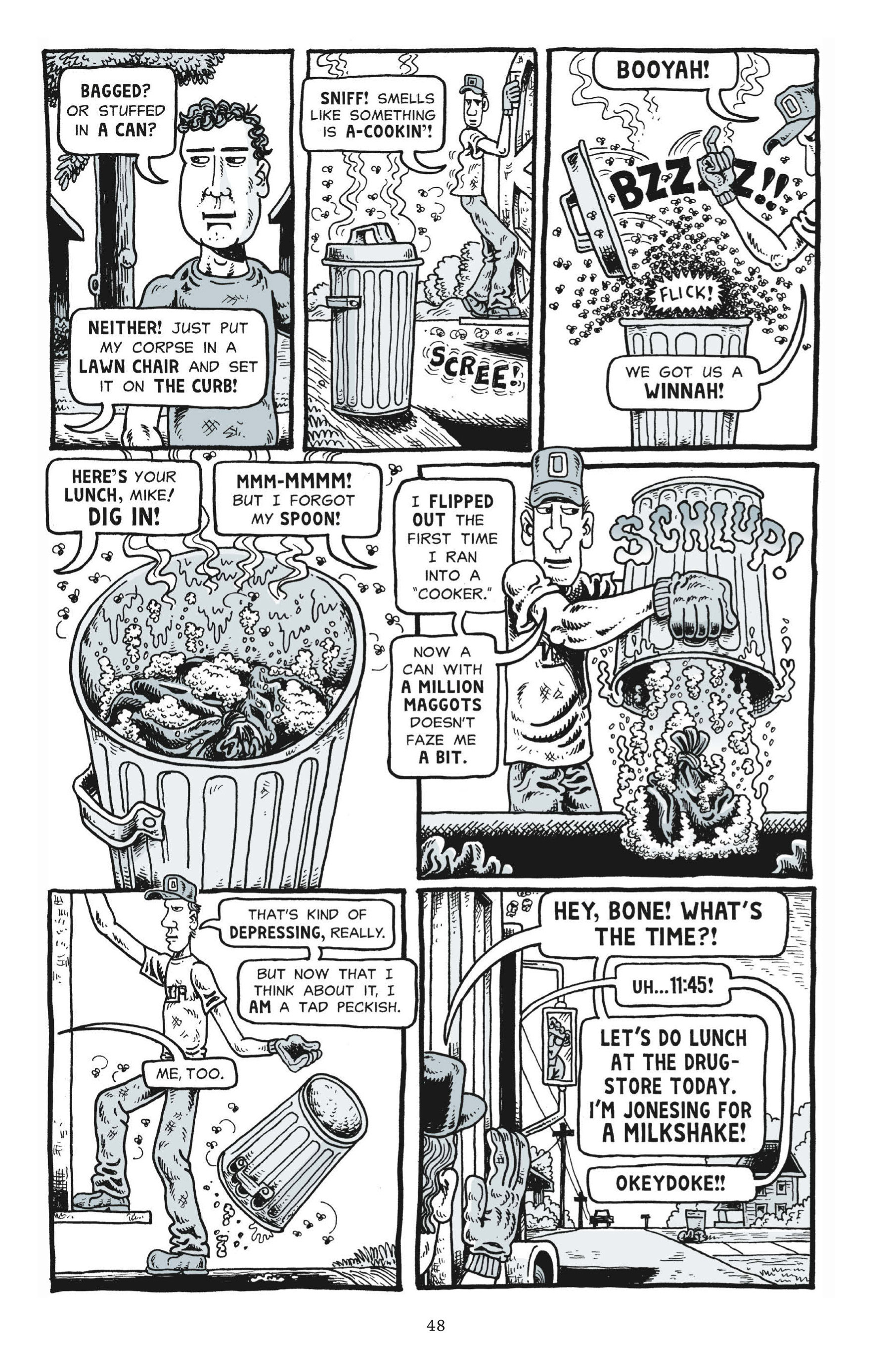 Read online Trashed comic -  Issue # Full - 49