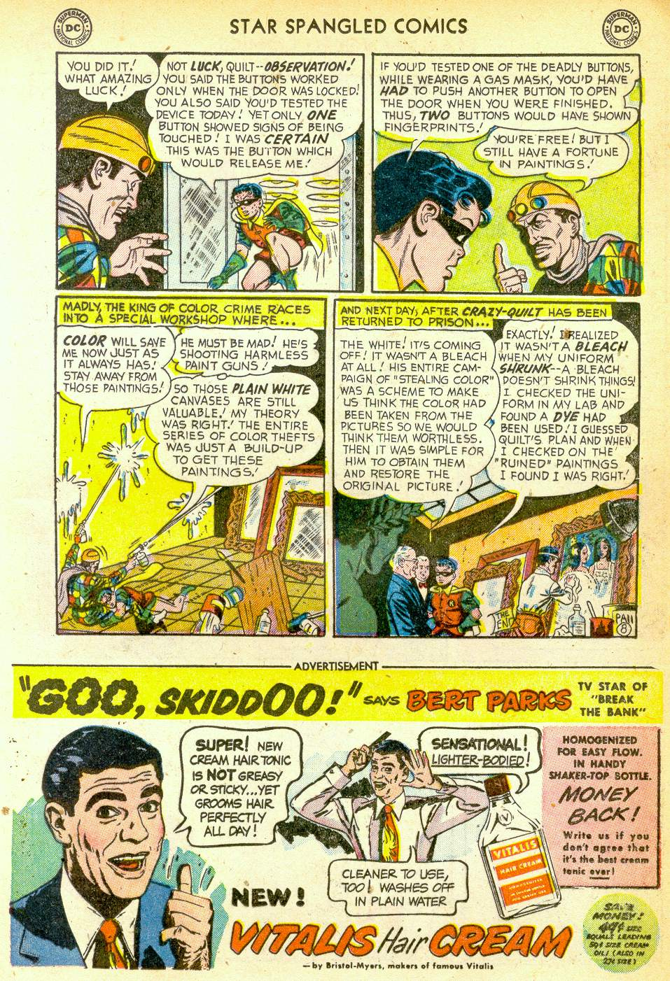 Star Spangled Comics (1941) issue 123 - Page 21