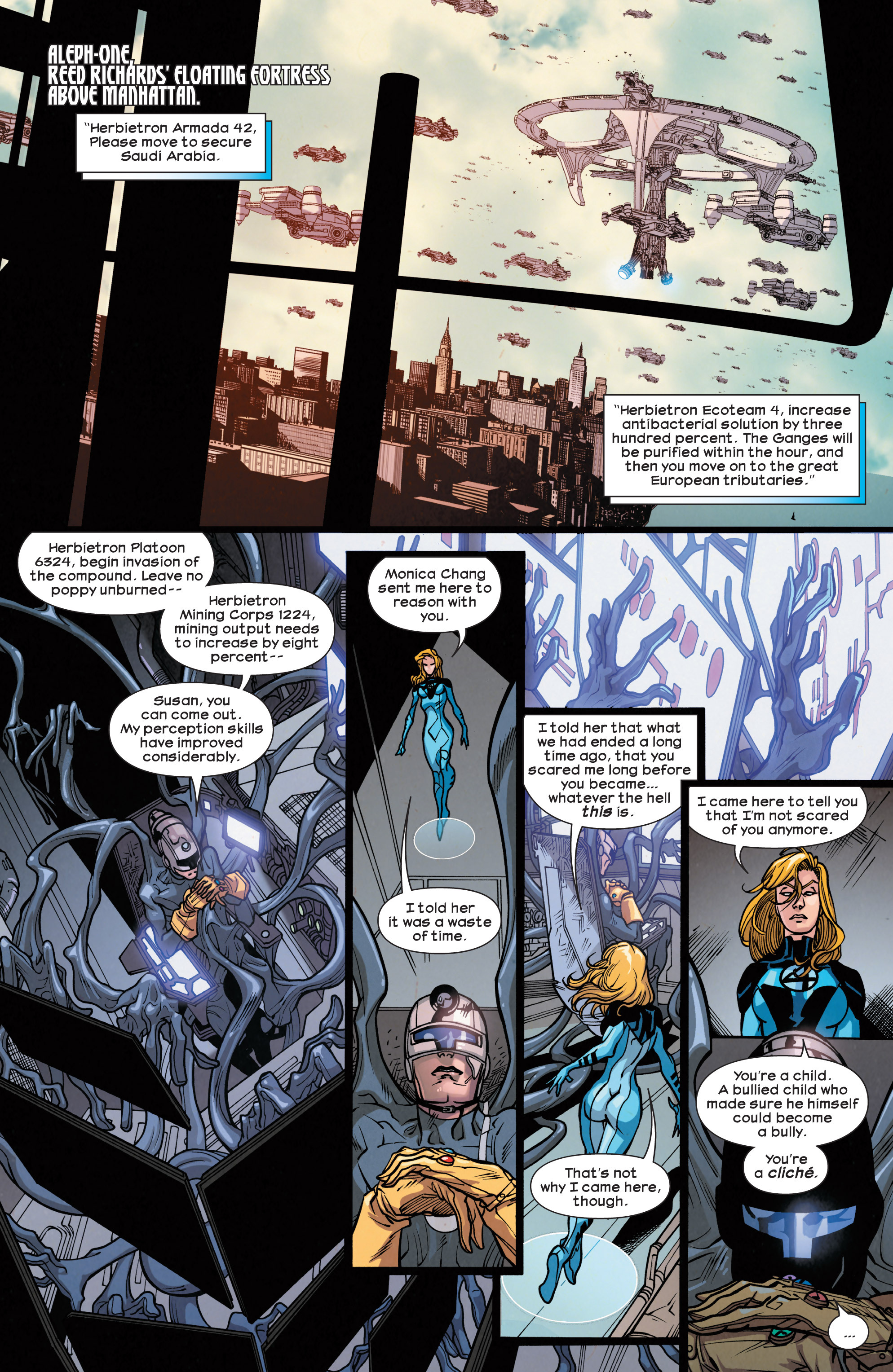 Read online Ultimate Comics Ultimates comic -  Issue #26 - 7