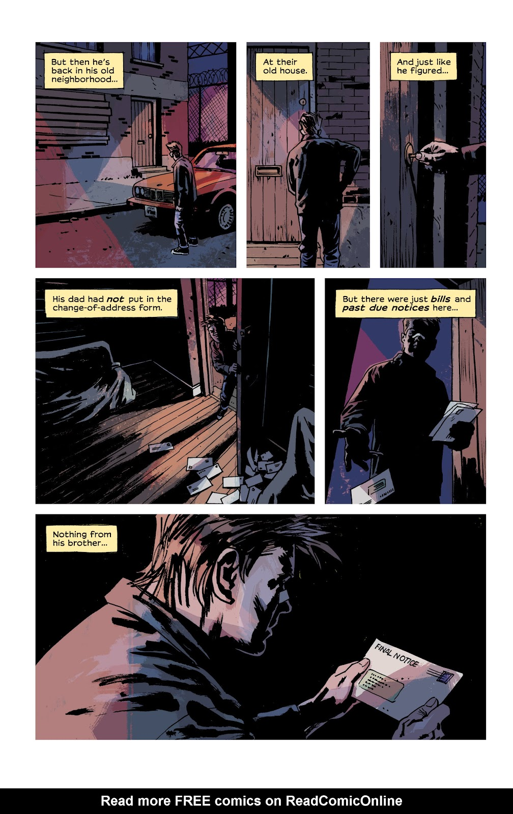 Read online Criminal (2019) comic -  Issue #10 - 25