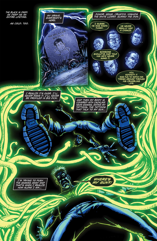 Read online Ballistic (2013) comic -  Issue #2 - 12