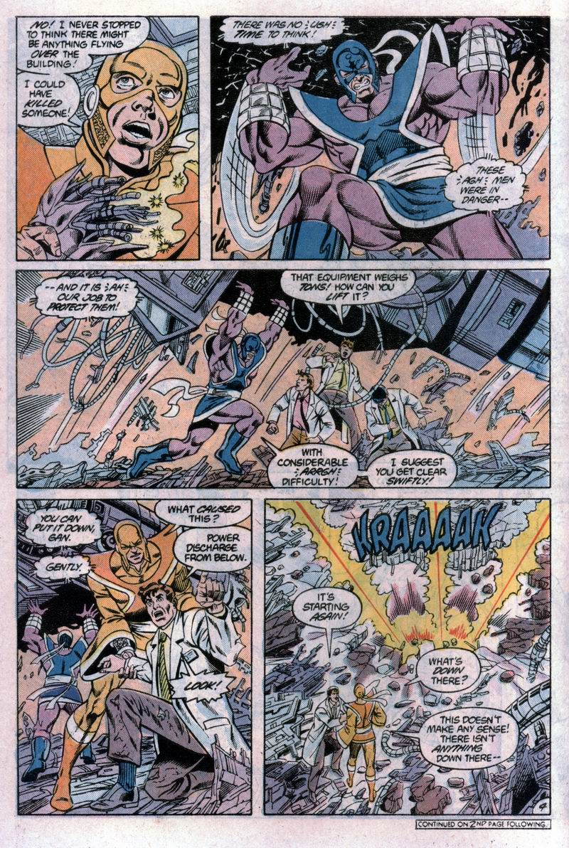 Teen Titans Spotlight issue 16 - Page 4