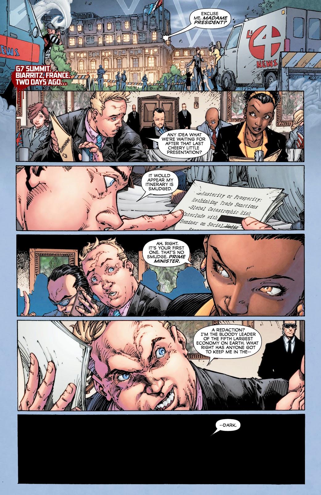 Read online Bloodshot (2019) comic -  Issue #1 - 3