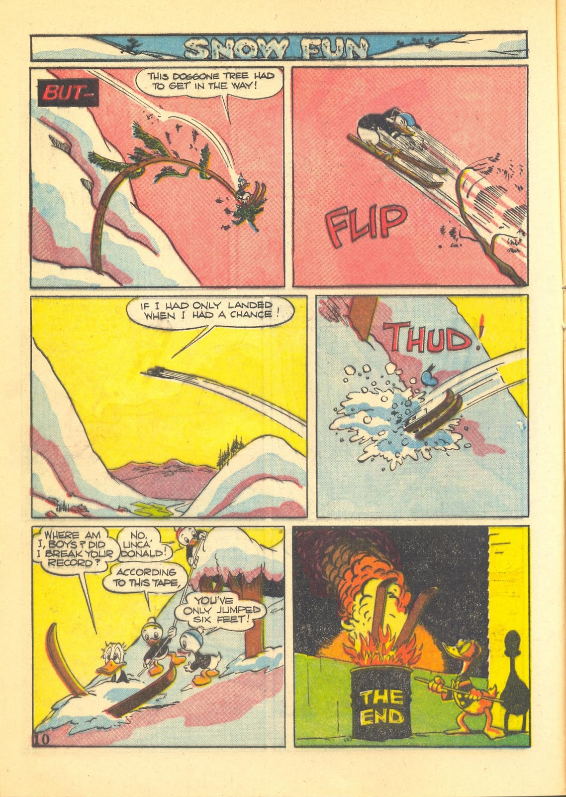 Walt Disney's Comics and Stories issue 40 - Page 12