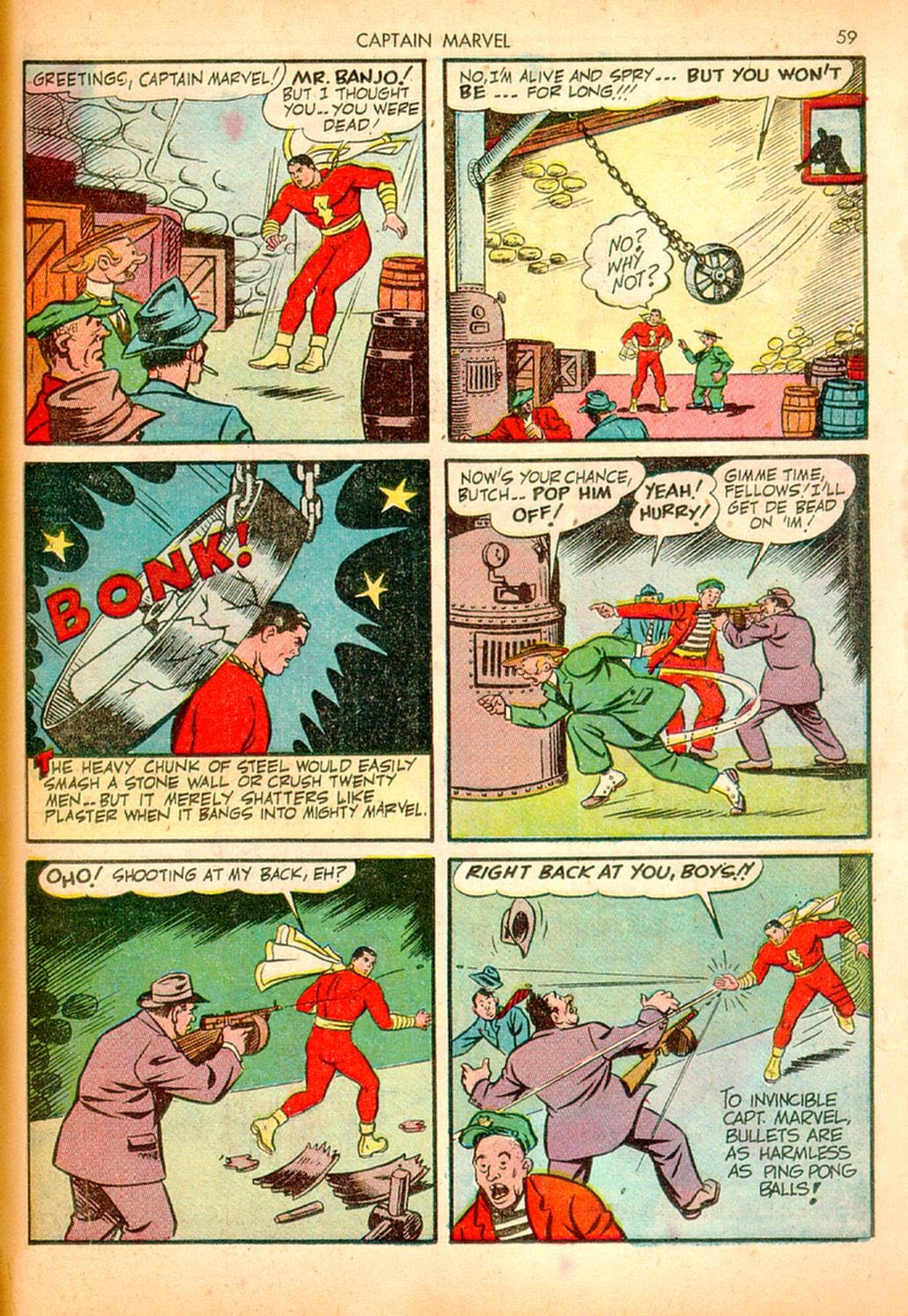 Captain Marvel Adventures issue 10 - Page 59