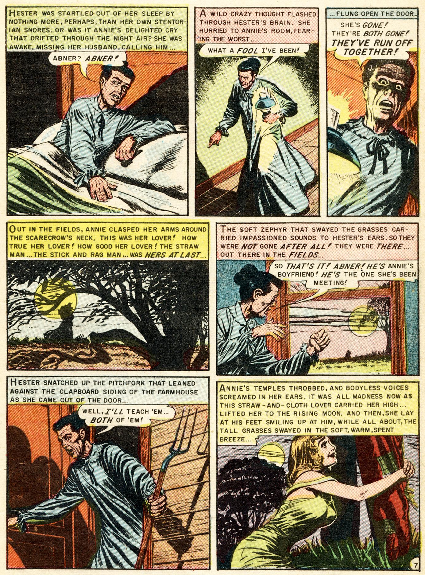 Read online Shock SuspenStories comic -  Issue #17 - 9