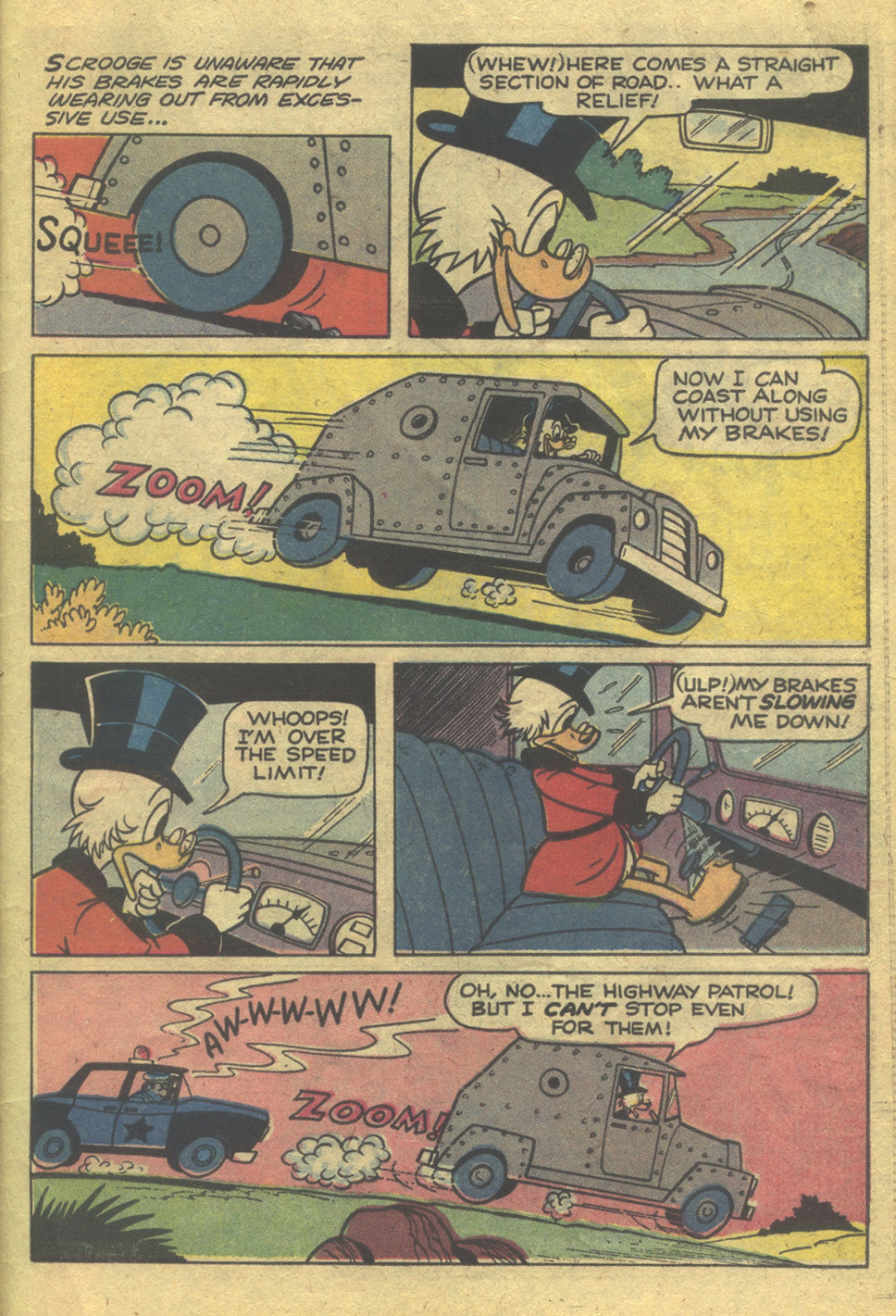 Read online Uncle Scrooge (1953) comic -  Issue #162 - 31