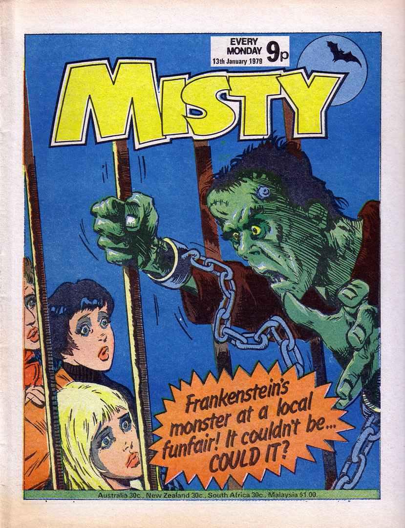 Misty (1978) 49 Page 1