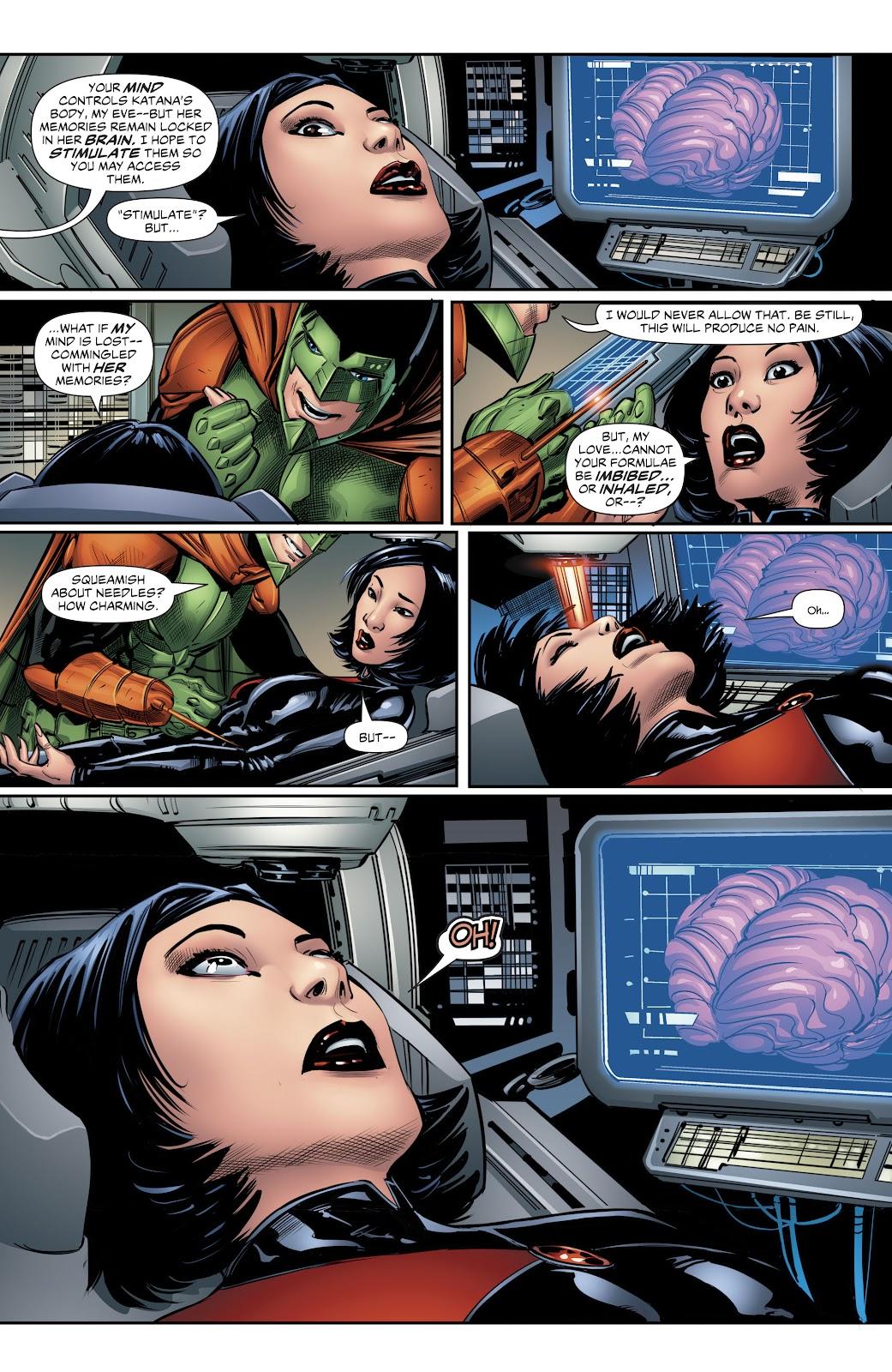 Read online Suicide Squad Black Files comic -  Issue #4 - 18