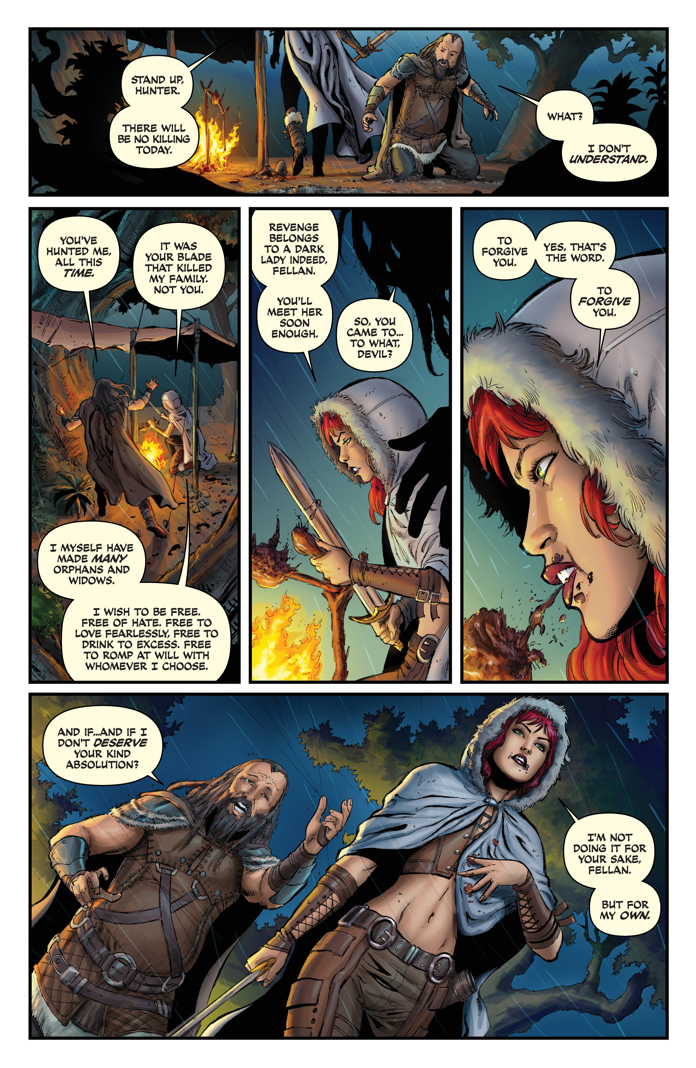 Red Sonja (2013) #_TPB_Complete_Gail_Simone_Red_Sonja_Omnibus_(Part_5) #26 - English 5
