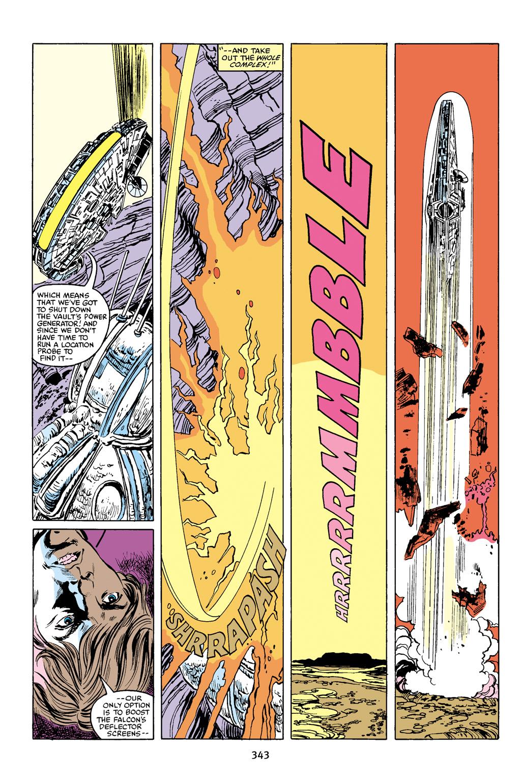 Read online Star Wars Omnibus comic -  Issue # Vol. 16 - 337