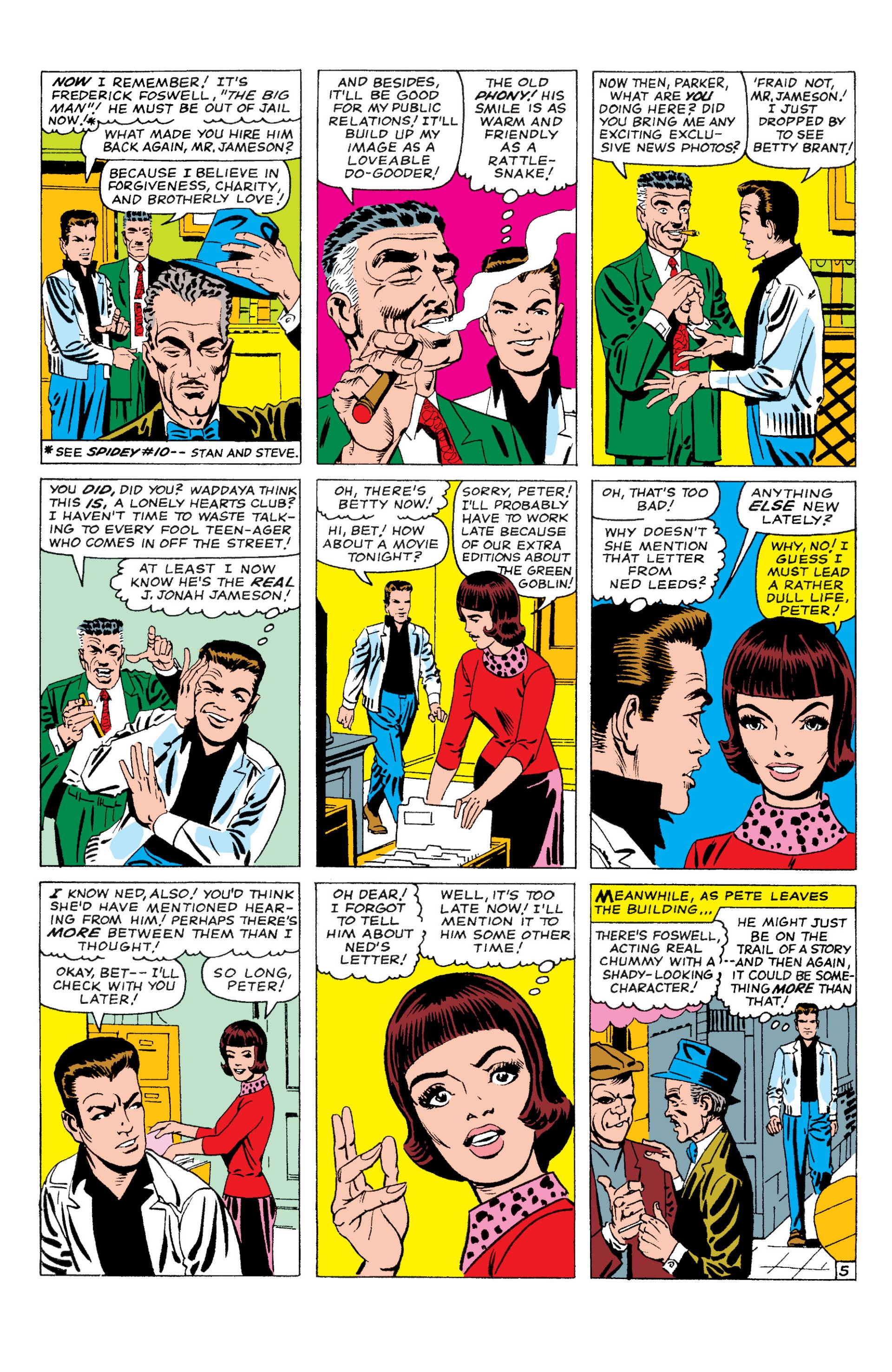 The Amazing Spider-Man (1963) 23 Page 5