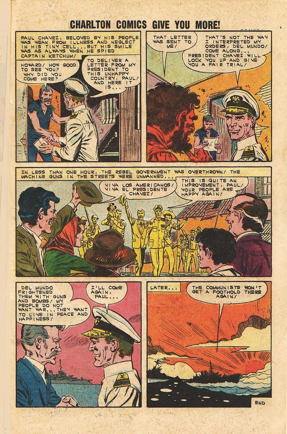 Read online Fightin' Navy comic -  Issue #105 - 33