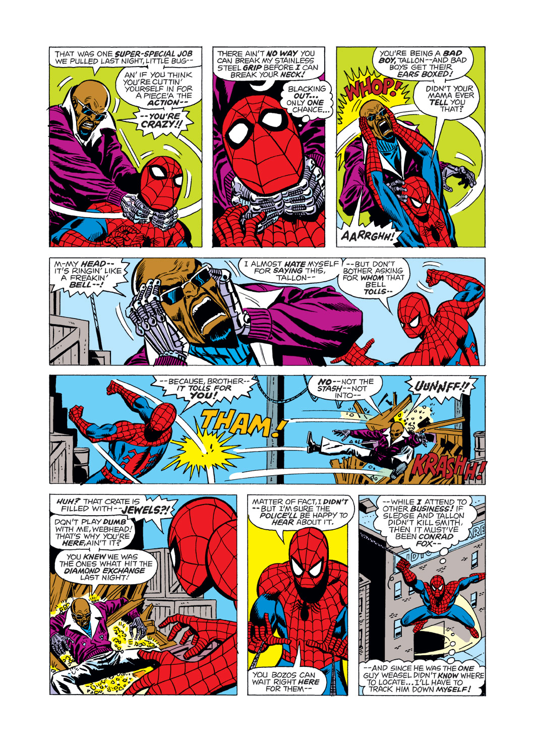 The Amazing Spider-Man (1963) 155 Page 12