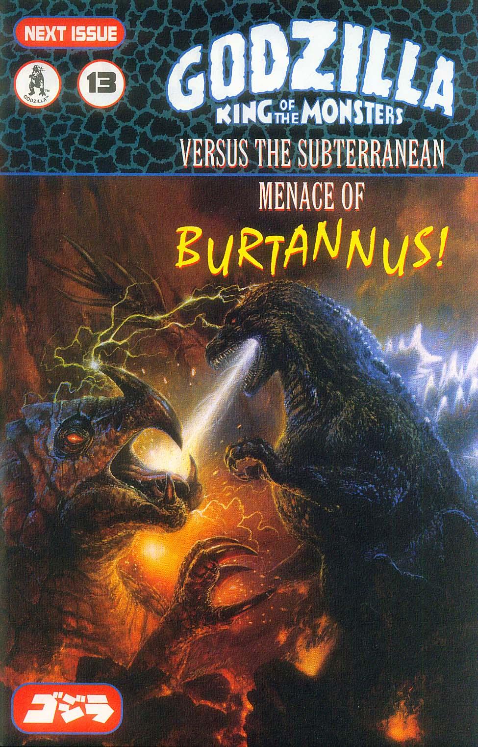 Godzilla (1995) Issue #12 #13 - English 27