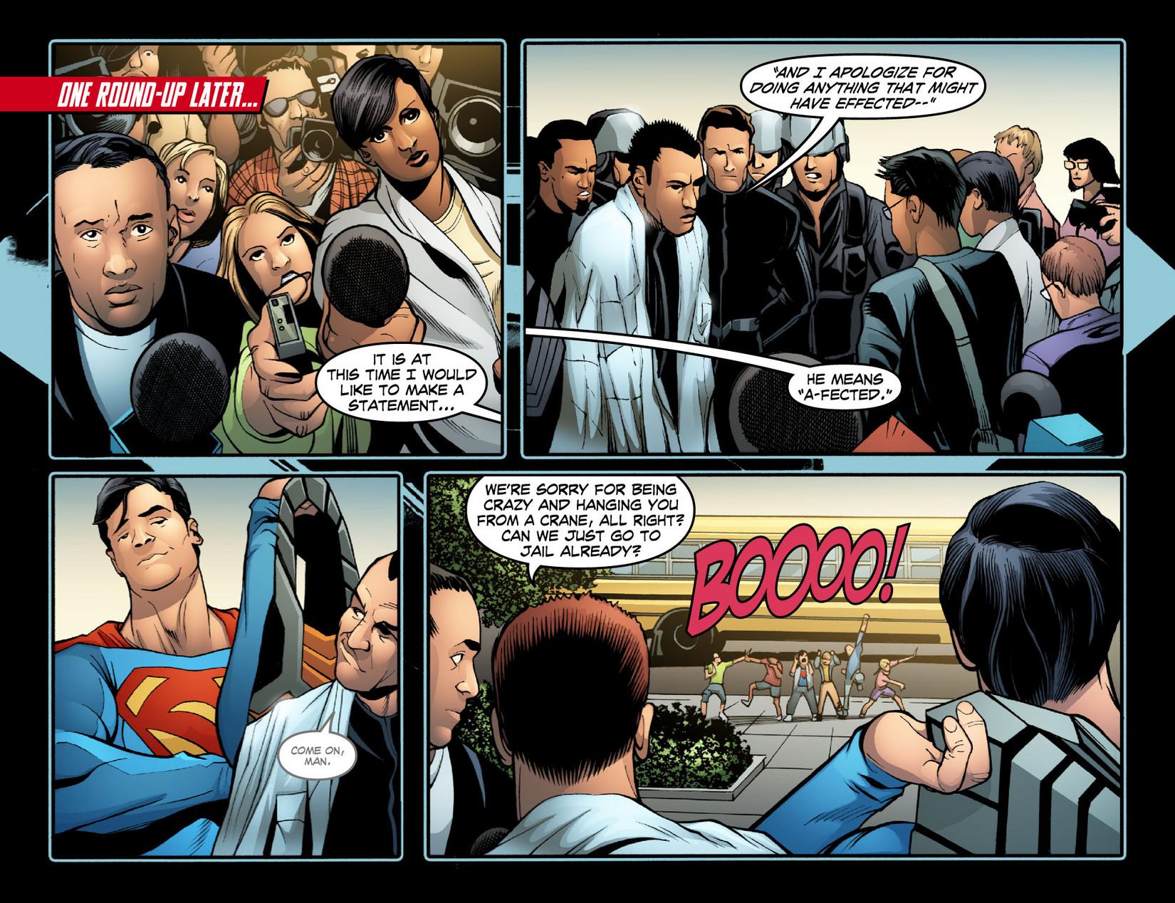 Read online Smallville: Season 11 comic -  Issue #15 - 3