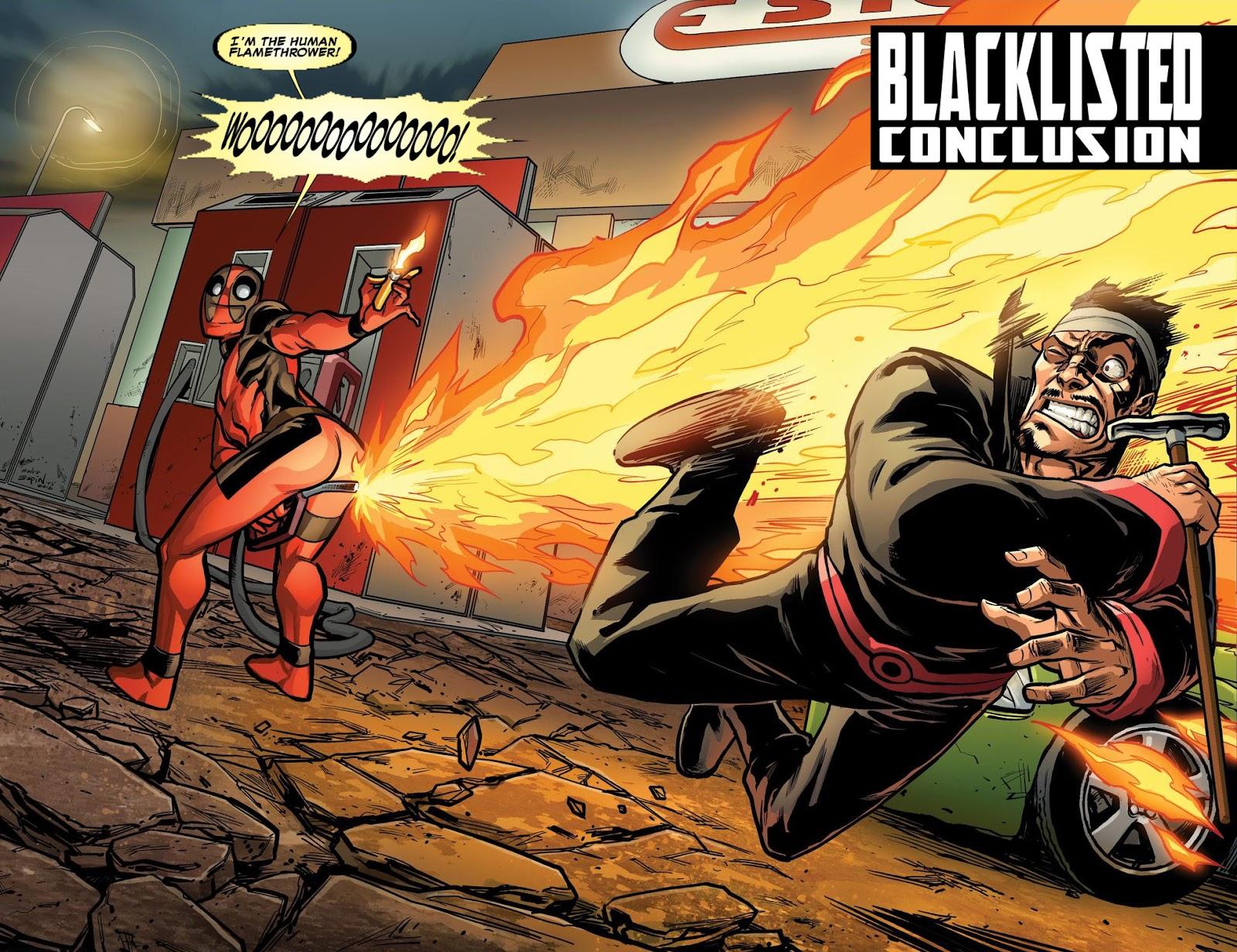 Read online Deadpool (2008) comic -  Issue #60 - 4