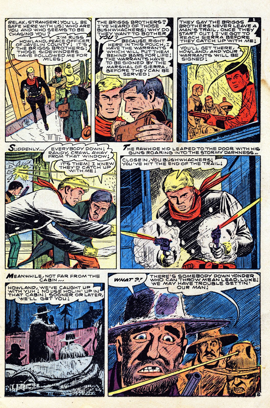 The Rawhide Kid (1955) issue 12 - Page 11