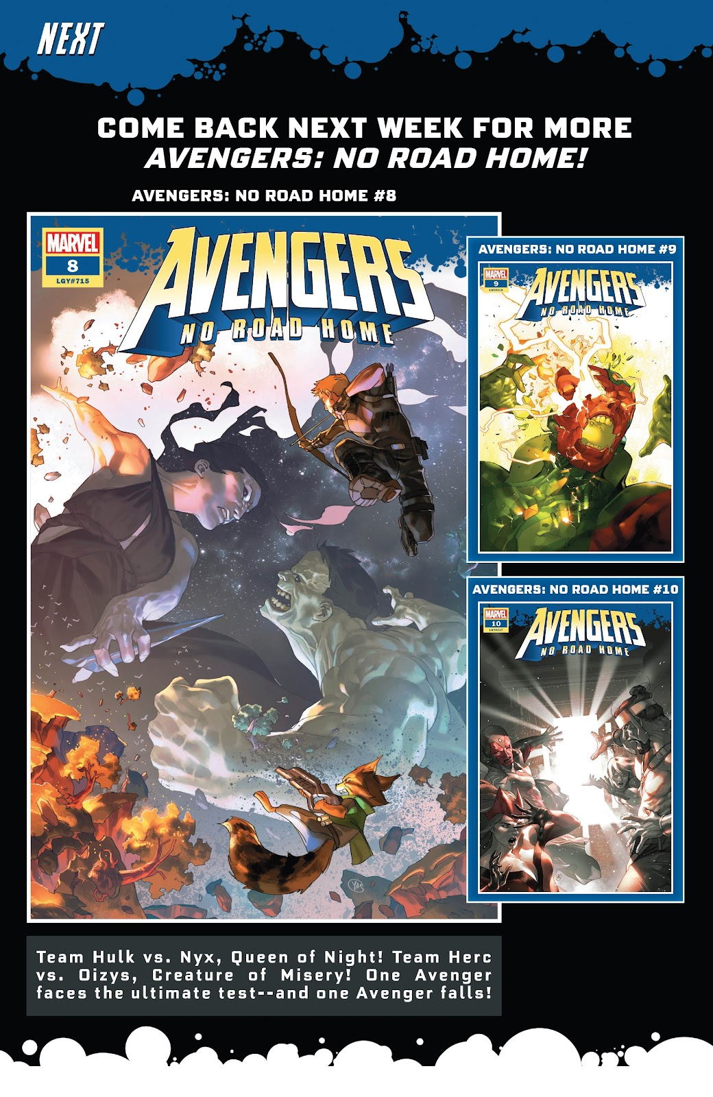 Read online Avengers No Road Home comic -  Issue #7 - 24