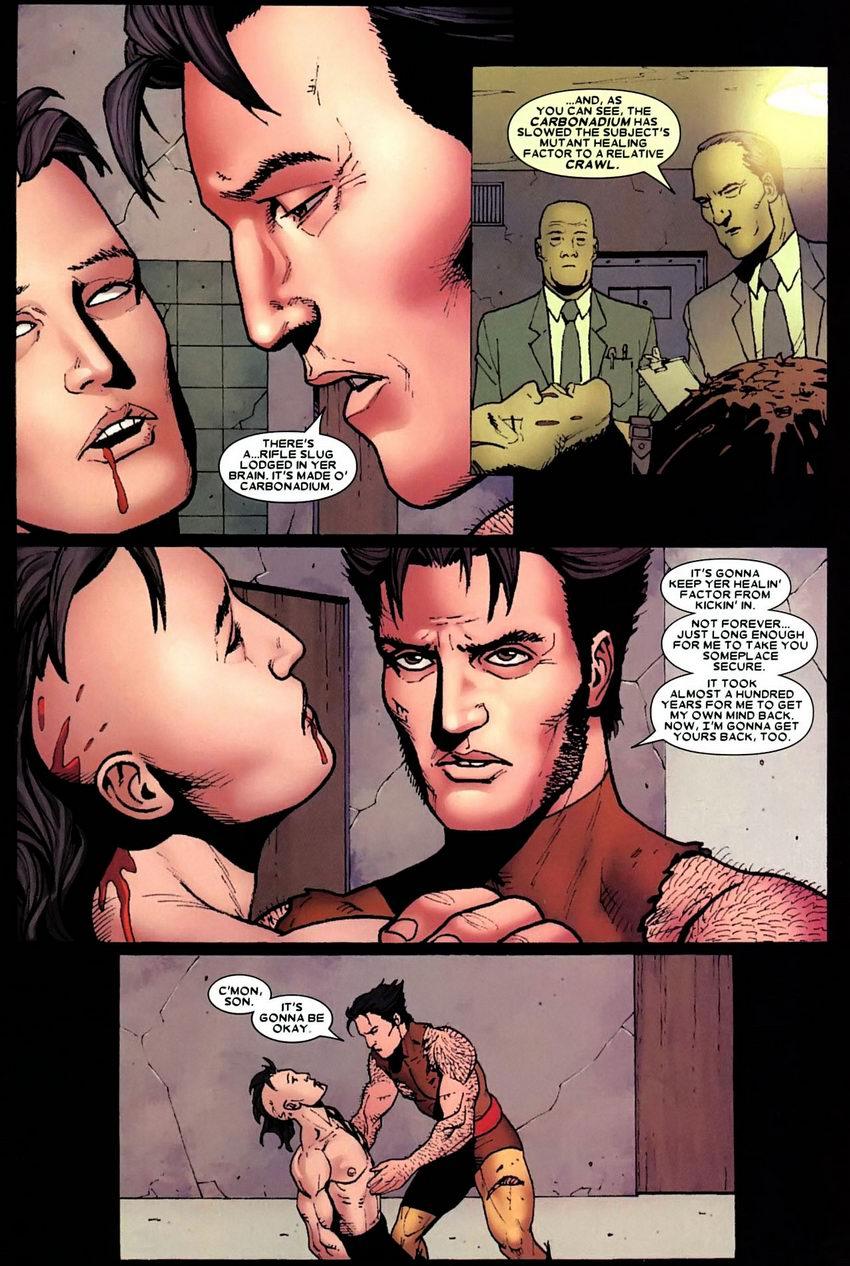 Read online Wolverine: Origins comic -  Issue #25 - 21