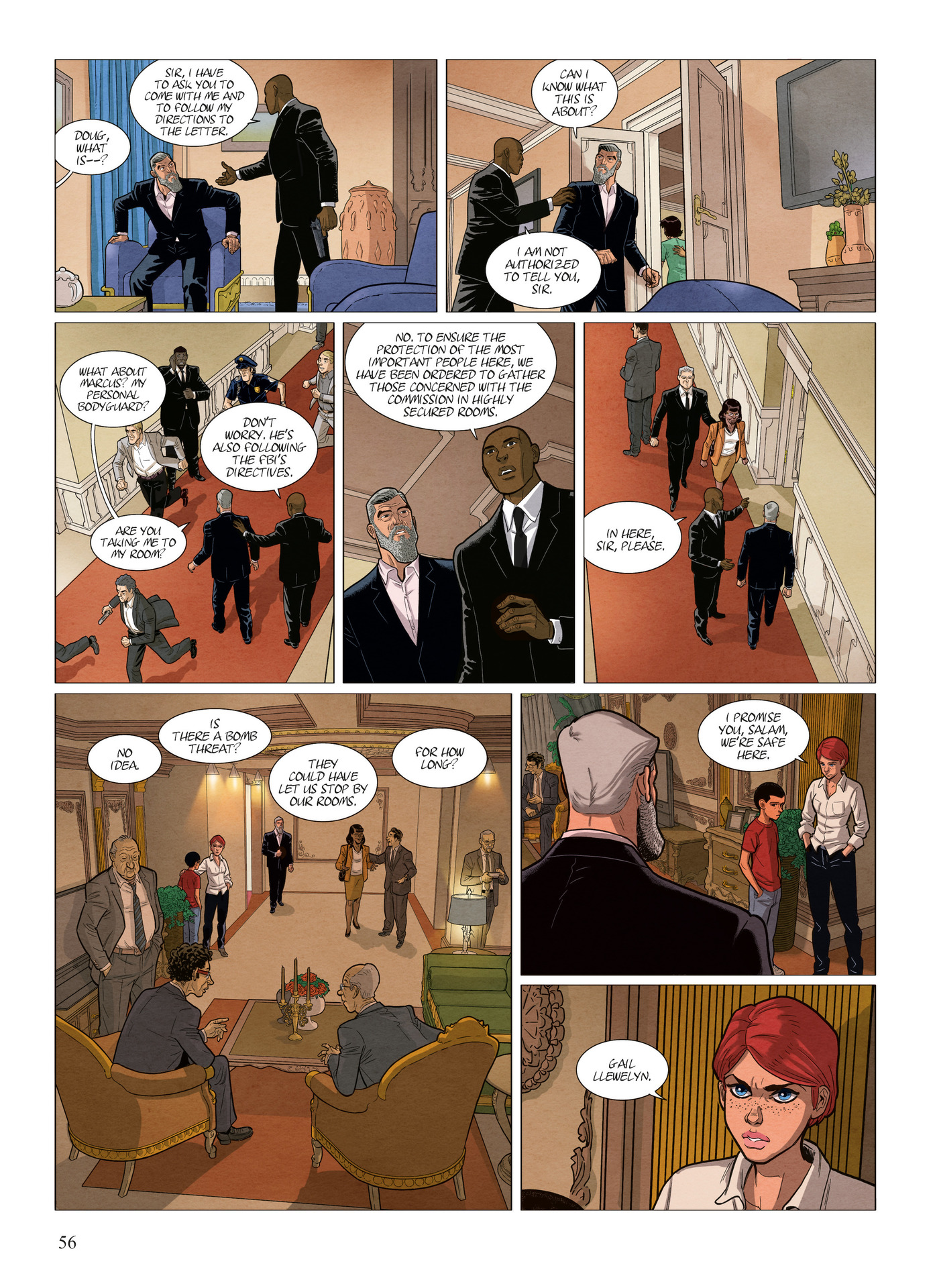 Read online Alter Ego comic -  Issue #10 - 57