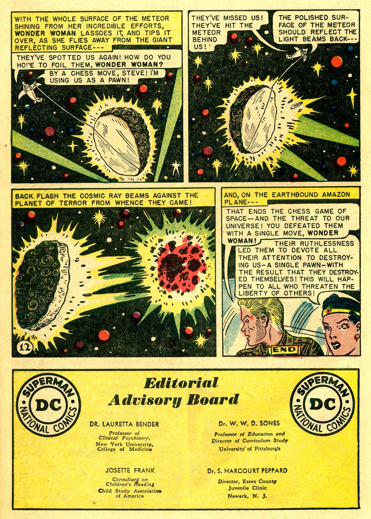Read online Wonder Woman (1942) comic -  Issue #55 - 26
