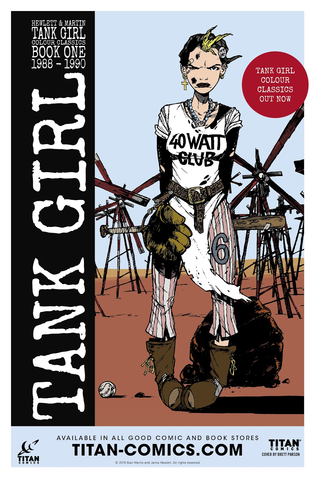 Read online Tank Girl Ongoing comic -  Issue #2 - 28