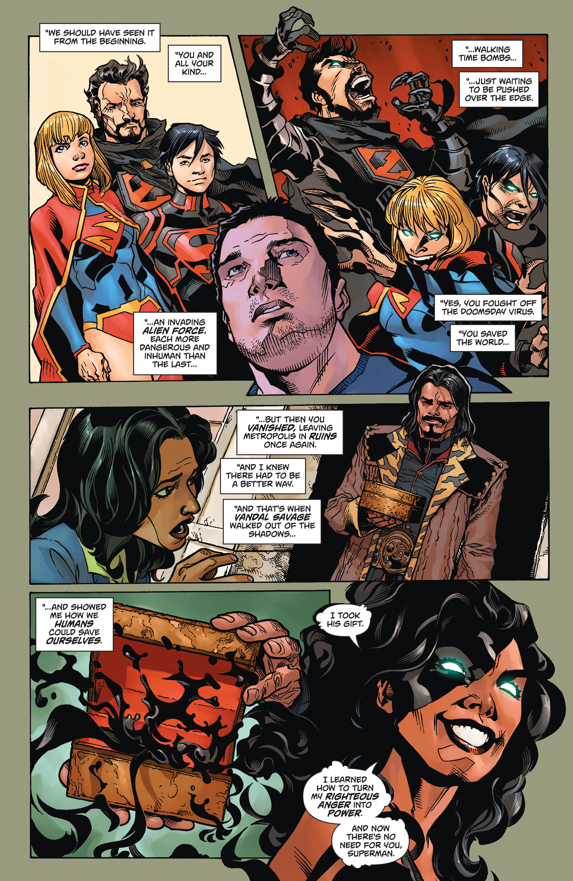 Read online Action Comics (2011) comic -  Issue #47 - 9