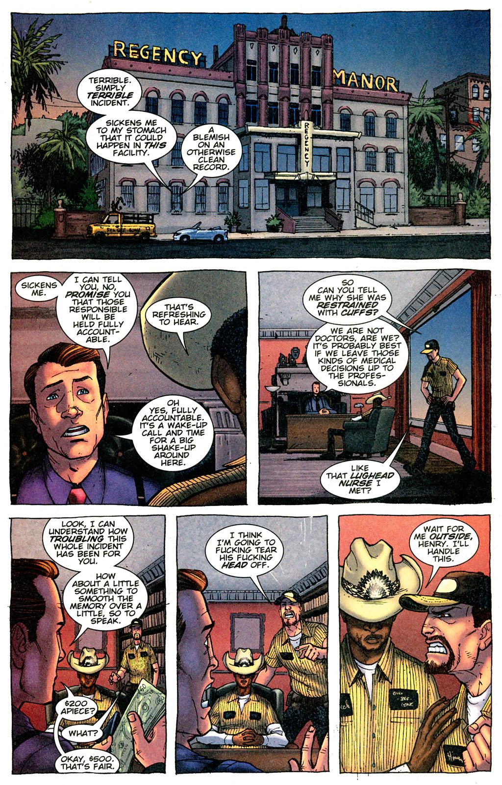 Read online The Exterminators comic -  Issue #3 - 12