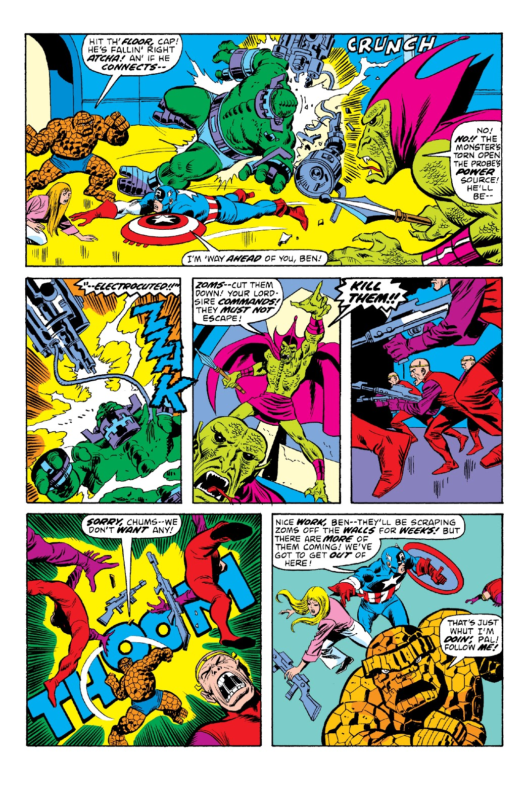 Read online Marvel Two-In-One Epic Collection: Cry Monster comic -  Issue # TPB (Part 2) - 28