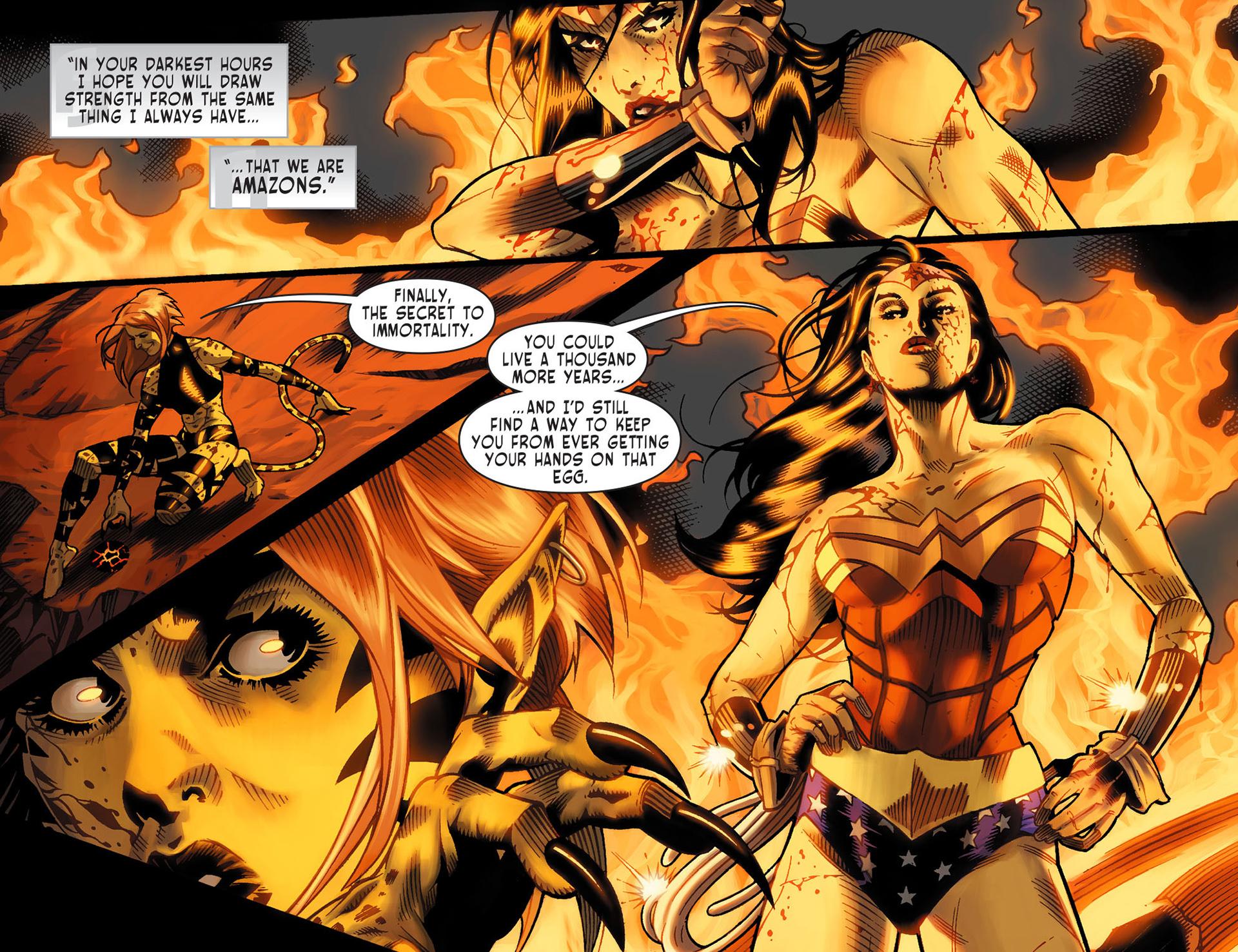 Read online Sensation Comics Featuring Wonder Woman comic -  Issue #13 - 17