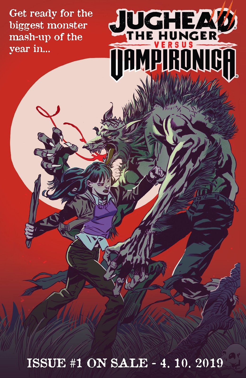 Read online Jughead The Hunger comic -  Issue #13 - 23