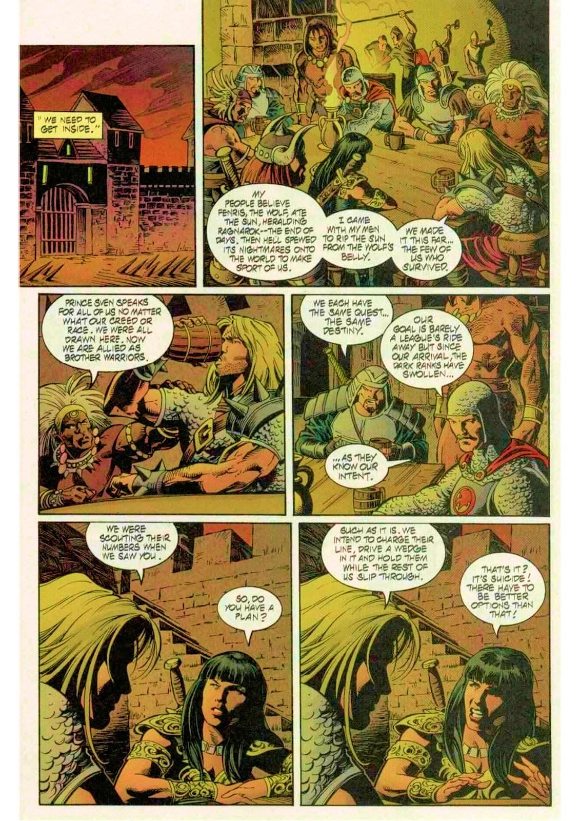 Xena: Warrior Princess (1999) Issue #12 #12 - English 11