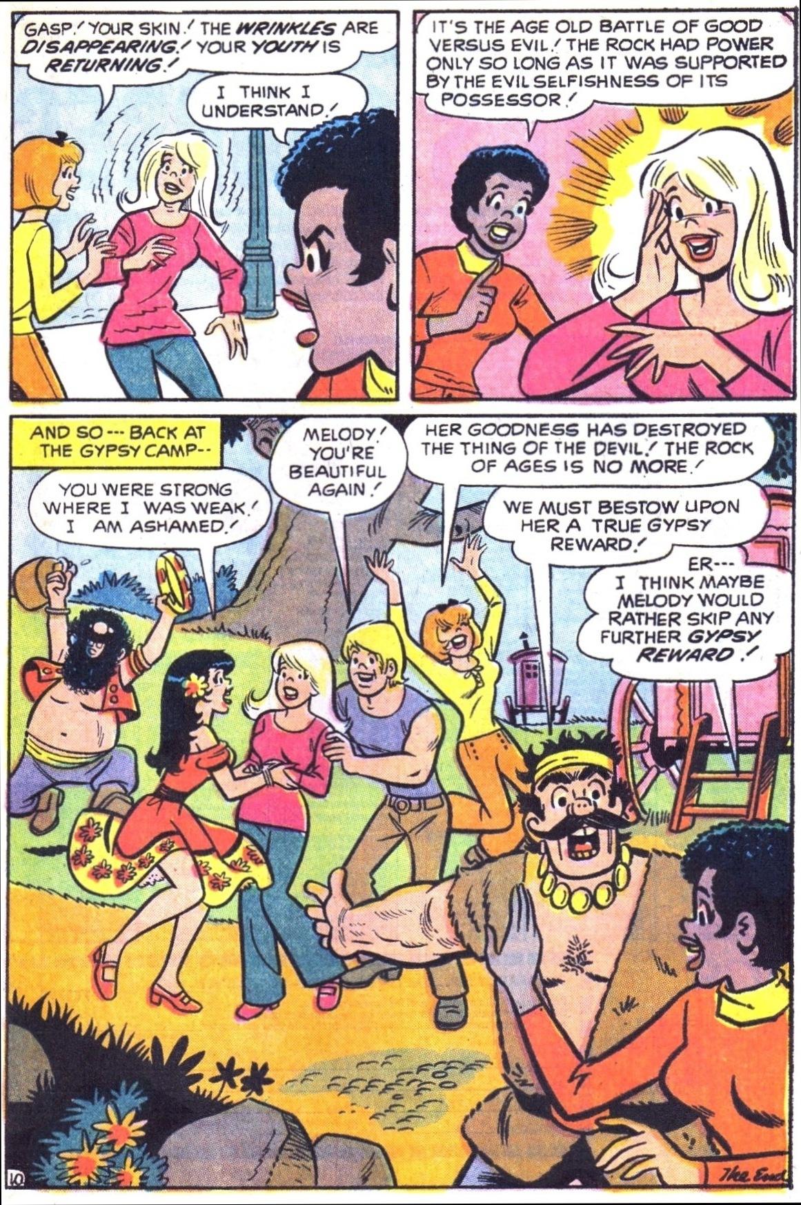 Read online She's Josie comic -  Issue #62 - 49