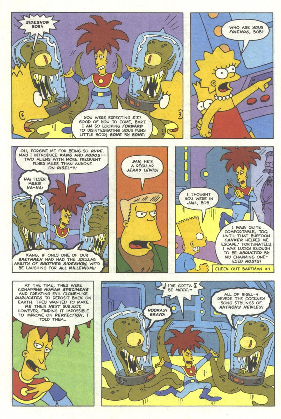 Read online Simpsons Comics comic -  Issue #11 - 20