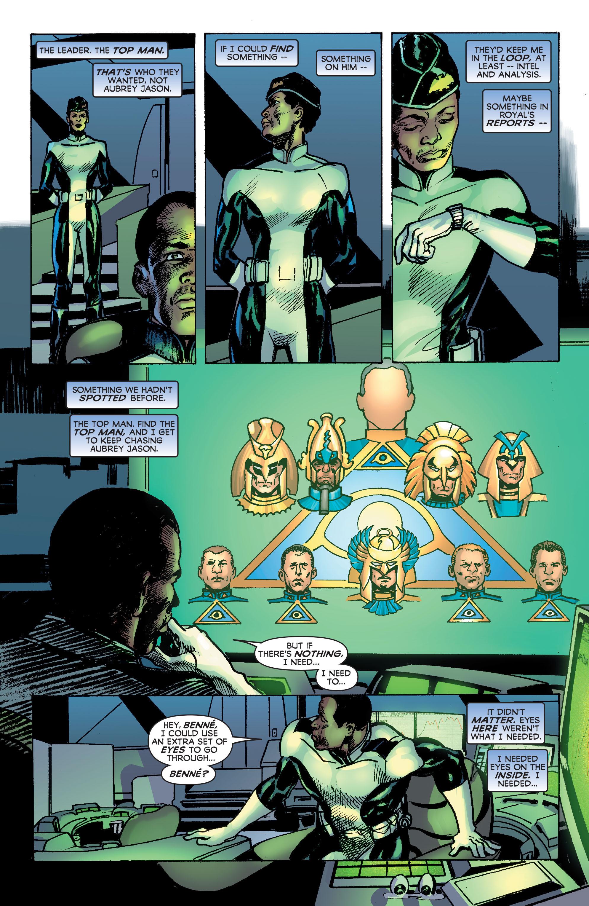 Read online Astro City: Dark Age/Book Three comic -  Issue #2 - 20