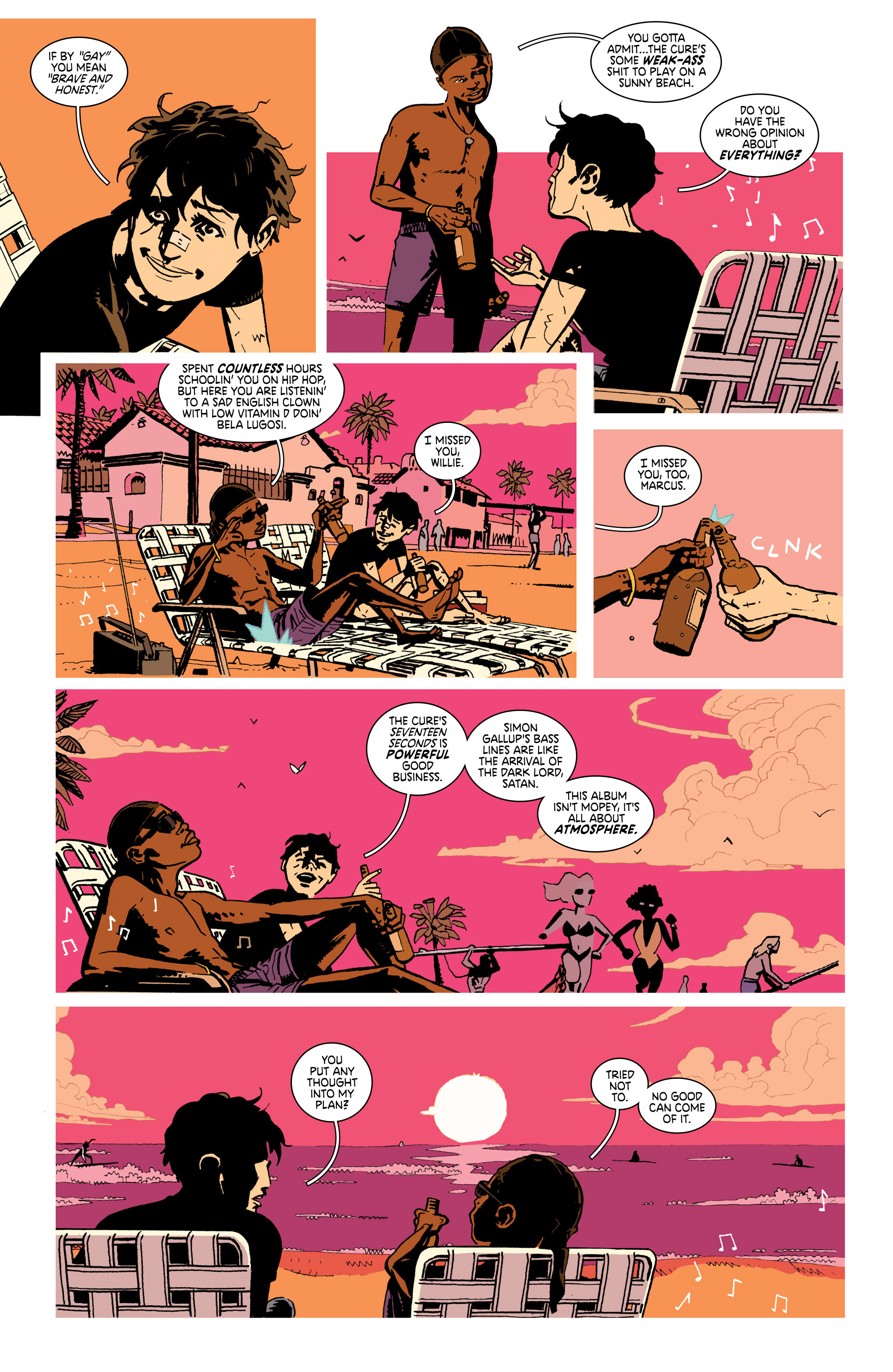 Read online Deadly Class comic -  Issue #28 - 4