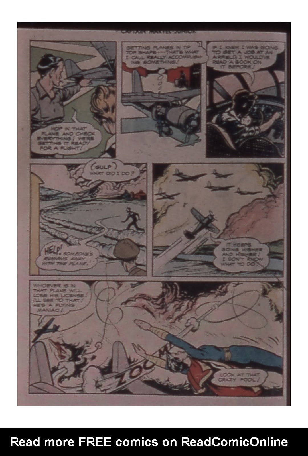 Captain Marvel, Jr. issue 59 - Page 20