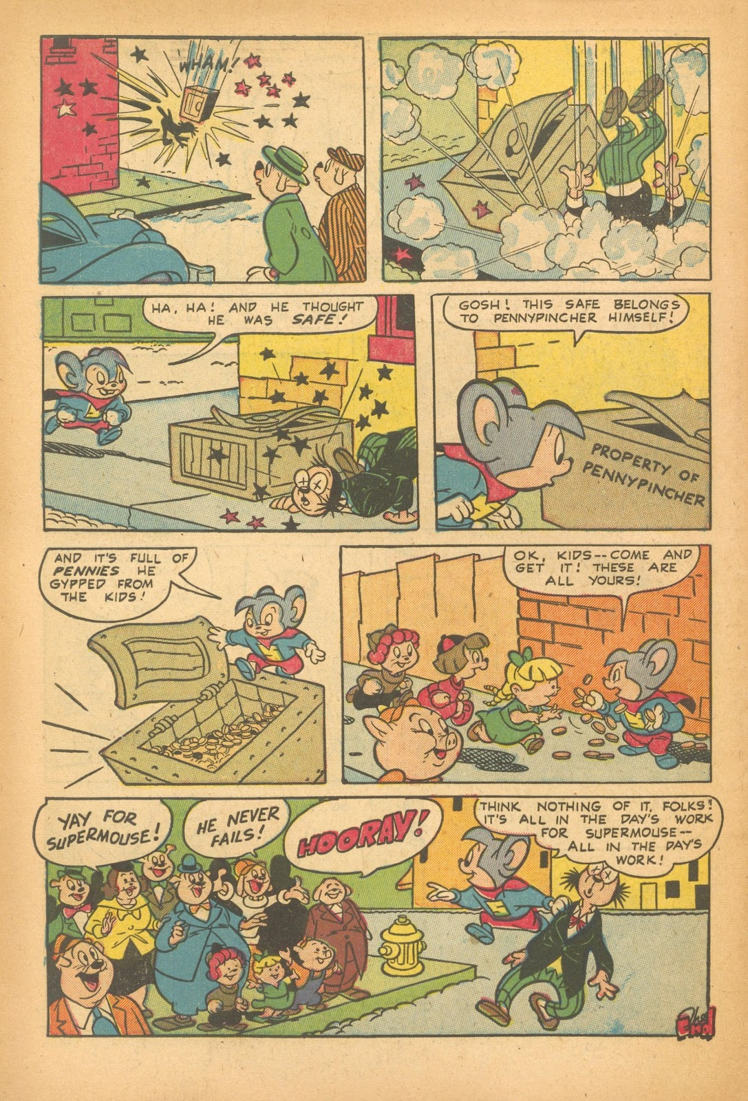 Supermouse issue 26 - Page 34