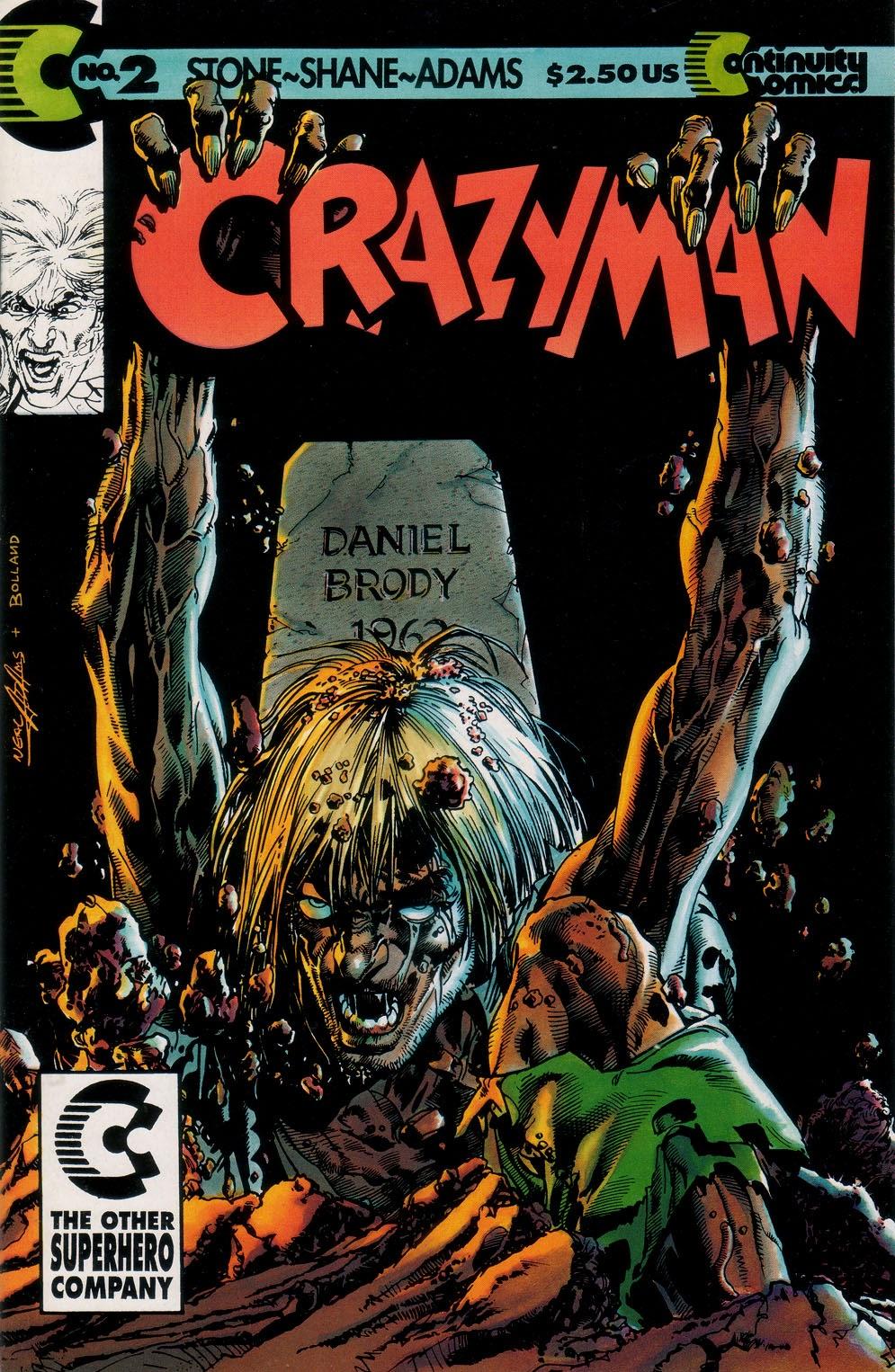 Crazyman 2 Page 1