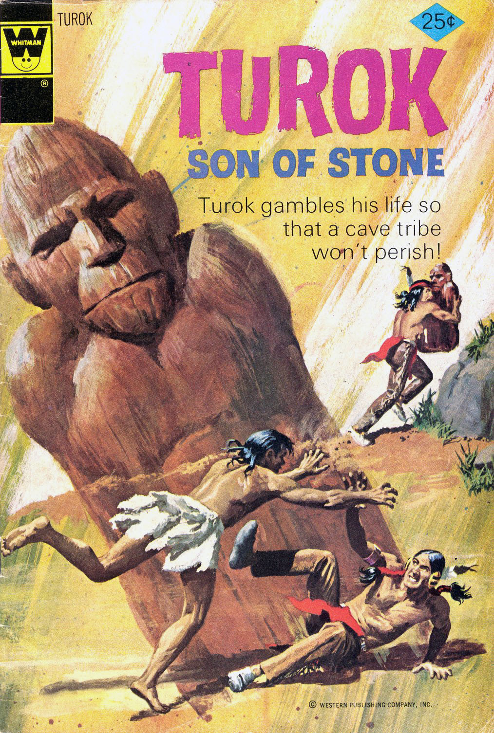 Read online Turok, Son of Stone comic -  Issue #92 - 1