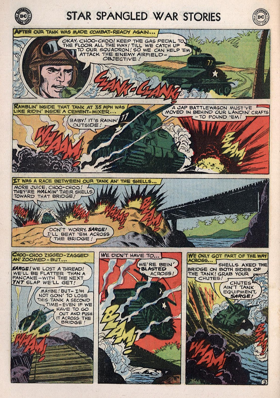 Star Spangled War Stories (1952) issue 122 - Page 26