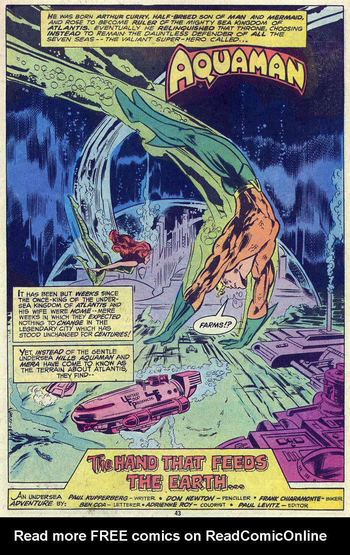 Read online Adventure Comics (1938) comic -  Issue #461 - 43